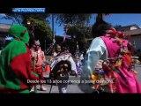 Los espíritus de los yumbos usan sus bailes como acto de fe