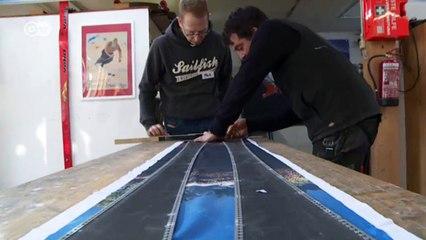 Fabricar esquíes y tablas de snowboard | Euromaxx