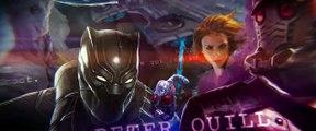 Avengers Infinity War - Bande Annonce des super héros de Marvel Studios !