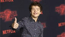 'Stranger Thing's' Gaten Matarazzo Is Also In A Band
