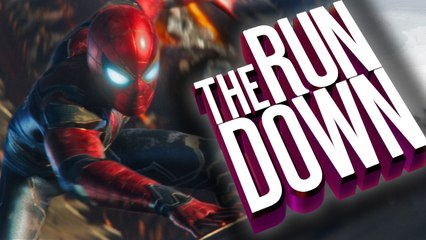Avengers Infinity War Unveiled! - The Rundown - Electric Playground