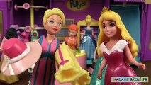 Poupées Princesses Disney Magiclip Vêtements Polly Pocket Séance dessayage