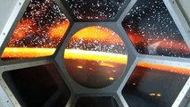 Not CGI. Inside Real UFO Alien Extraterrestrial Spaceship With Robots -Star Wars