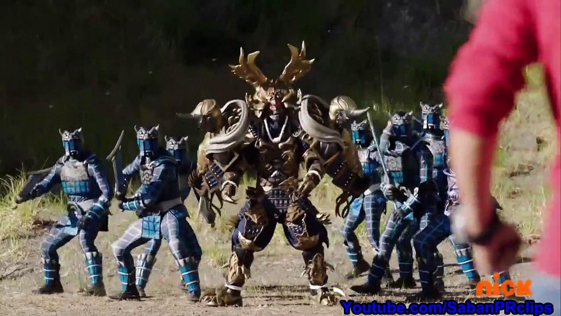 Power Rangers NInja Steel Ep 20 - Gavanax Rise - What's your Choice