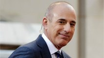Matt Lauer mocked workplace sexual harassment in a 'Today' show segment in 2012