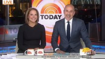 Katie Couric: Matt Lauer Pinched Her On The Butt