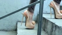 Ayak Gıdıklama, Ayak Slime, Topuklu Ayakkabı, Babet, Ayaksever