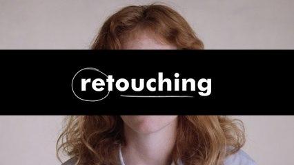 self(i.e.) series: retouching