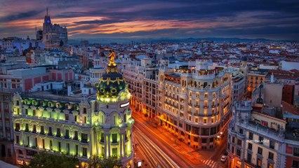 Les plus beaux sites de Madrid