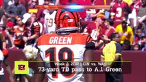 Mohamed Sanu is a PERFECT Career Passer! | Trick Play Master  | NFL Highlights