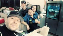 Waitress Gets $1,000 Tip From 'New Kids on The Block' Star Donnie Wahlberg