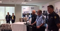 Australian Police Seize 300kg of Cocaine Imported From Mexico