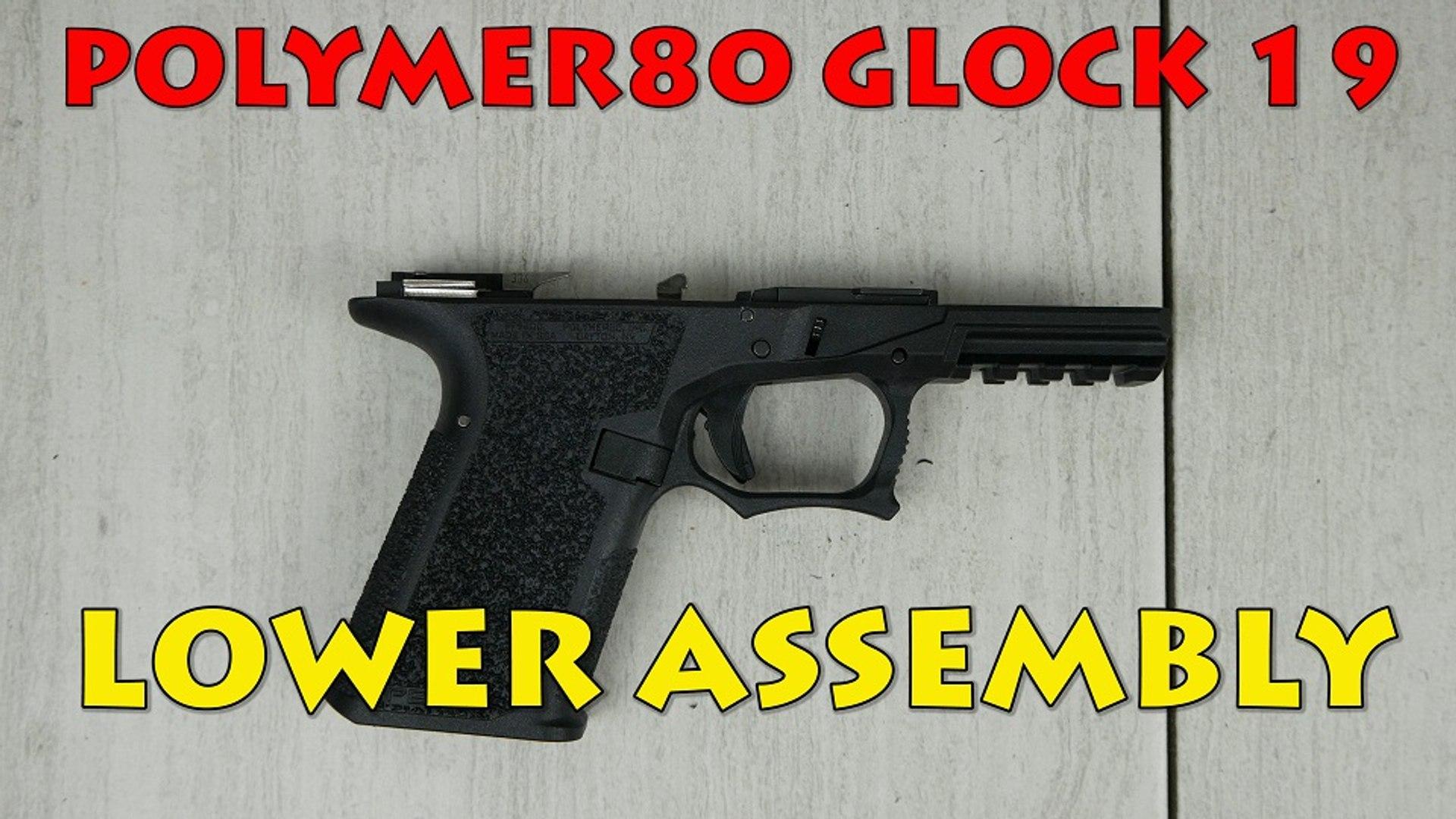 Polymer80 PF940C Assembly - Glock 19