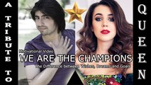 ▶ The Rock Tenor Show | Tips To Conquer all your Dreams ✯ Starring Rock Tenor Ignacio Gomez Urra / ▲ Motivational Video / WE ARE THE CHAMPIONS Musical Tribute to Queen The Legendary Rock band / Cultural TV Show / Educational TV Show / Vocal MasterClass
