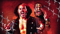 Matt Hardy And Jeff Hardy Officially Leave TNA And Vacate Tag Titles!-tBl7WDKk7uM