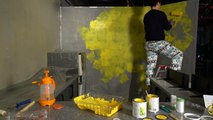 Repainting the Kitchen with Brighter Color !-xqrDpCua2qc