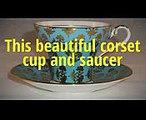 Collectible Tea Cups & Saucers  Vintage Bone China Tea Sets  Antique Tea Sets  Vintage Tea Cups