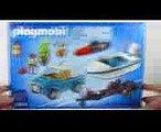 PLAYMOBIL deutsch PLAYMOBIL Summer Fun Surfer Pickup mit Speedboat 6864 Playmobil deutsch