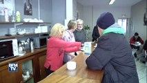 Première vague de froid: des associations se mobilisent pour aider les sans-abri