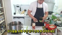 Meat side dish for people living alone!! Spicy steamed beef ribs [ENG SUB]-r4WLhlfOJFg