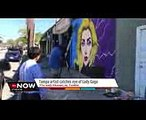 Tampa artist gets attention from Lady Gaga after she sees his painting of her