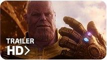Avengers : Infinity War | BANDE-ANNONCE VF /MARVEL  (2018)