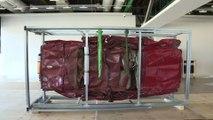 Dans les coulisses de la rétrospective César au Centre Pompidou