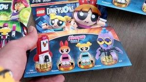 LEGO the Powerpuff Girls Minifigures, Mini Fidget Spinners etc-SubS0py0Q9U