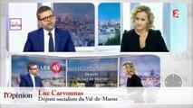 Luc Carvounas: «Je souhaite être candidat à la présidence du PS»