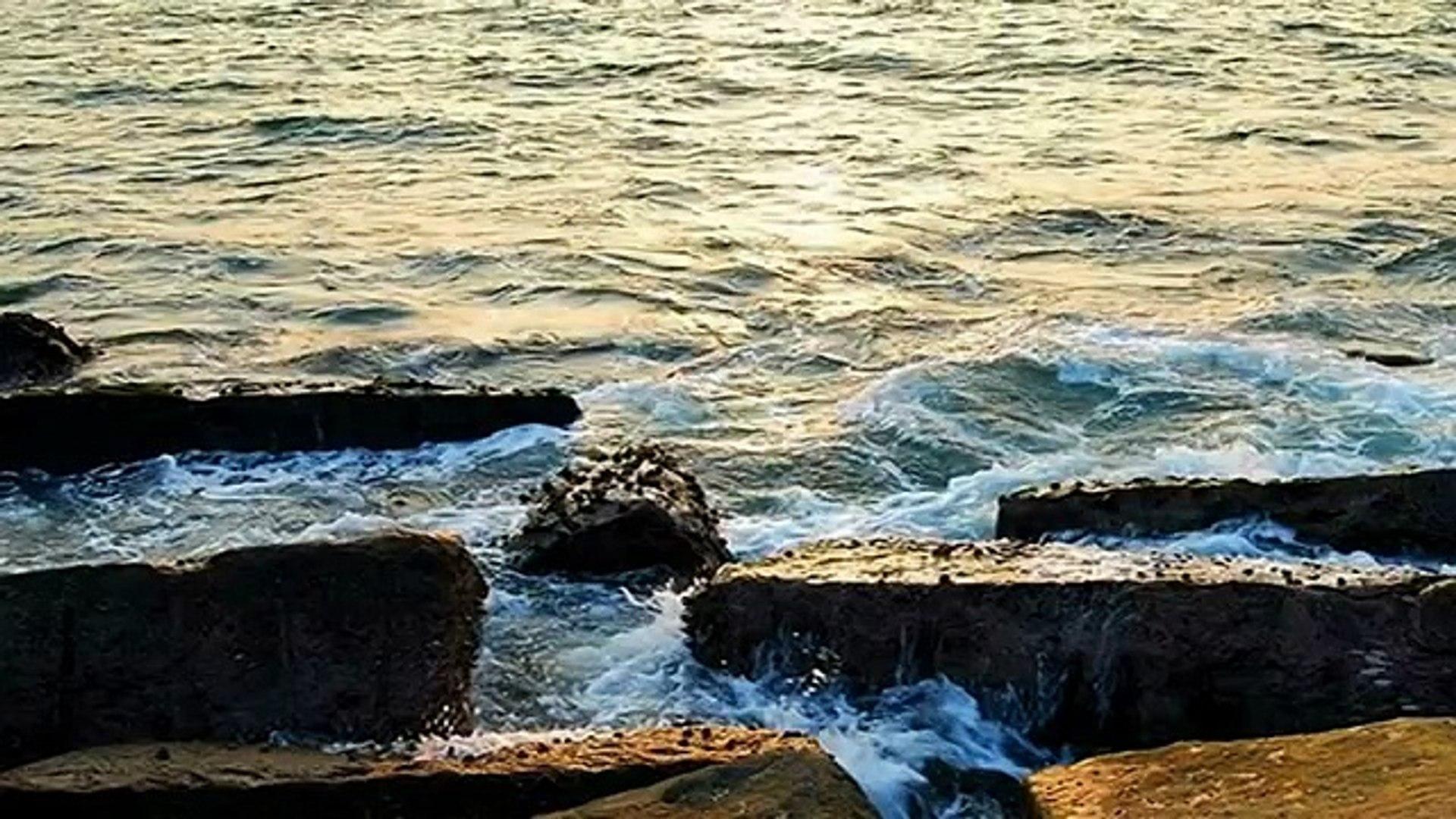 Panambur Beach, Karnataka, India.
