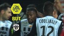 But Karl TOKO EKAMBI (37ème) / Angers SCO - Stade Rennais FC - (1-2) - (SCO-SRFC) / 2017-18
