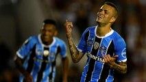 Quelques buts de Luan avec le Gremio Porto Alegre