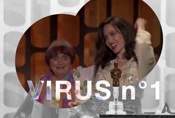 Décryptage - Virus n°01 : Agnès Varda et Angelina Jolie dansent aux Oscar