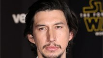 Adam Driver Was Reluctant To Being In Star Wars