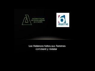 CONFÉRENCE-DÉBAT Les violences faites aux femmes – comment y résister ?