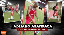 ADRIANO ARAPIRACA - Adriano do Nascimento Santos - Lateral Esquerdo - www.golmaisgol.com.br