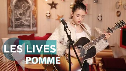 Pomme - Live & Interview