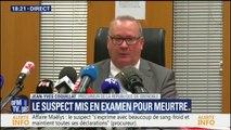 Affaire Maëlys - Le procureur de Grenoble retrace la chronologie des faits