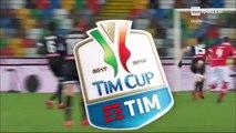 2-0 Maxi López Penalty Goal Italy  Coppa Italia  Round 4 - 30.11.2017 Udinese Calcio 2-0 Perugia...