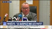 Affaire Maëlys: le procureur de Grenoble annonce la mise en examen de Nordahl Lelandais