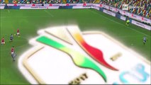 3-0 Kevin Lasagna Goal Italy  Coppa Italia  Round 4 - 30.11.2017 Udinese Calcio 3-0 Perugia Calcio