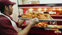 Texas Chicken and Burger Thanksgiving | Best Fried Chicken in NYC