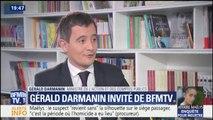 """Gérald Darmanin, candidat à la mairie de Lille? """"Dans 3 ans, tout est toujours possible en politique"""""""