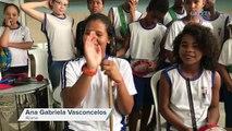 Escola de vitória levará alunos para conhecer a escola de samba da Mangueira