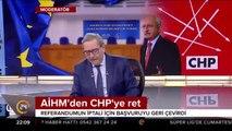 AİHM'den CHP'ye ret