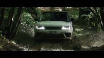 New Range Rover Sport's optional all-terrain technologies deliver a dynamic driving experience including exceptional Land Rover off-road capability