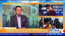 """""""Esto no es una leguleyada, es un atentado al estado de derecho"""":analista sobre habilitación de Evo Morales para 2019"""