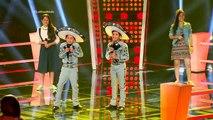 Los Hermanos Algarra cantan Perdón de Pedro Flores – LVK Col – Show en vivo – Cap 45 – T2-tyt-GsSKL4k