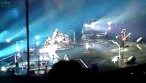 Muse - Supermassive Black Hole, Olympiahalle, Munich, Germany  11/20/2009