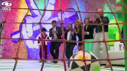 Michael cantó 'Hasta ayer' de Marc Anthony - LVK Colombia- Audiciones a ciegas - T1-PH9ALEeDpDM